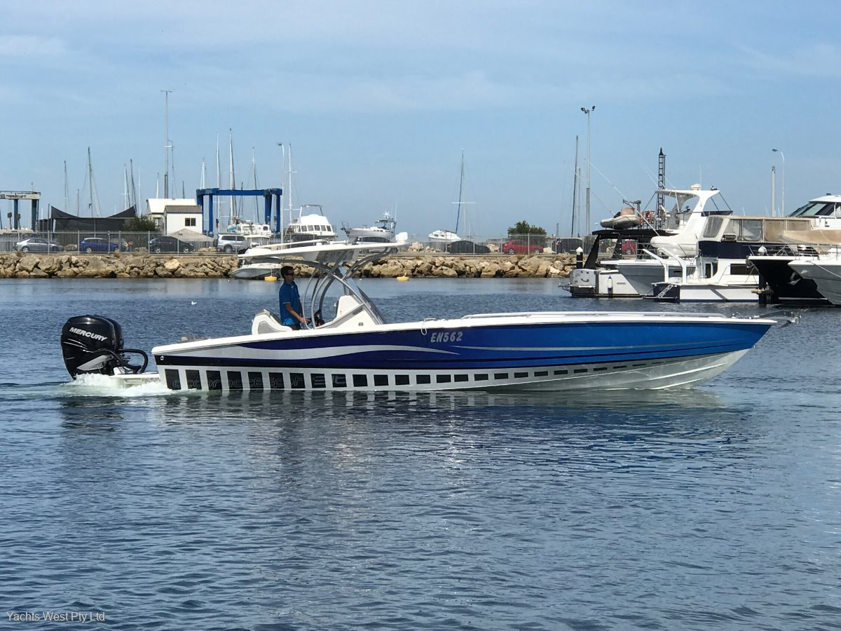"""Concept 36 CC Series """"STAND OUT FROM THE CROWD"""":Concept 36 By YACHTS WEST"""