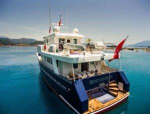 Cape Horn - 23m Motor YachtCustom