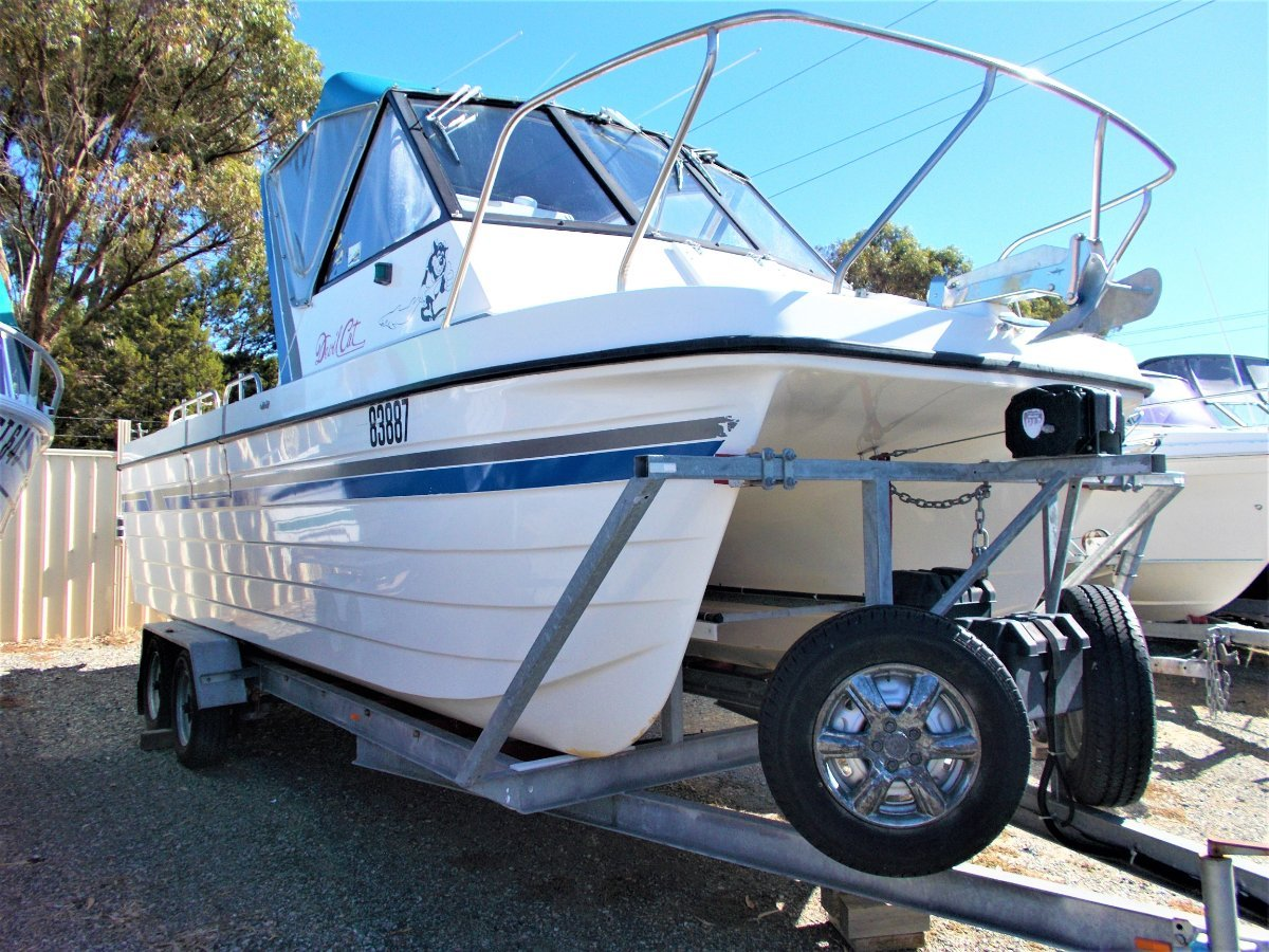 Used Devil Cat 7 0 - Price Reduction ! for Sale | Boats For