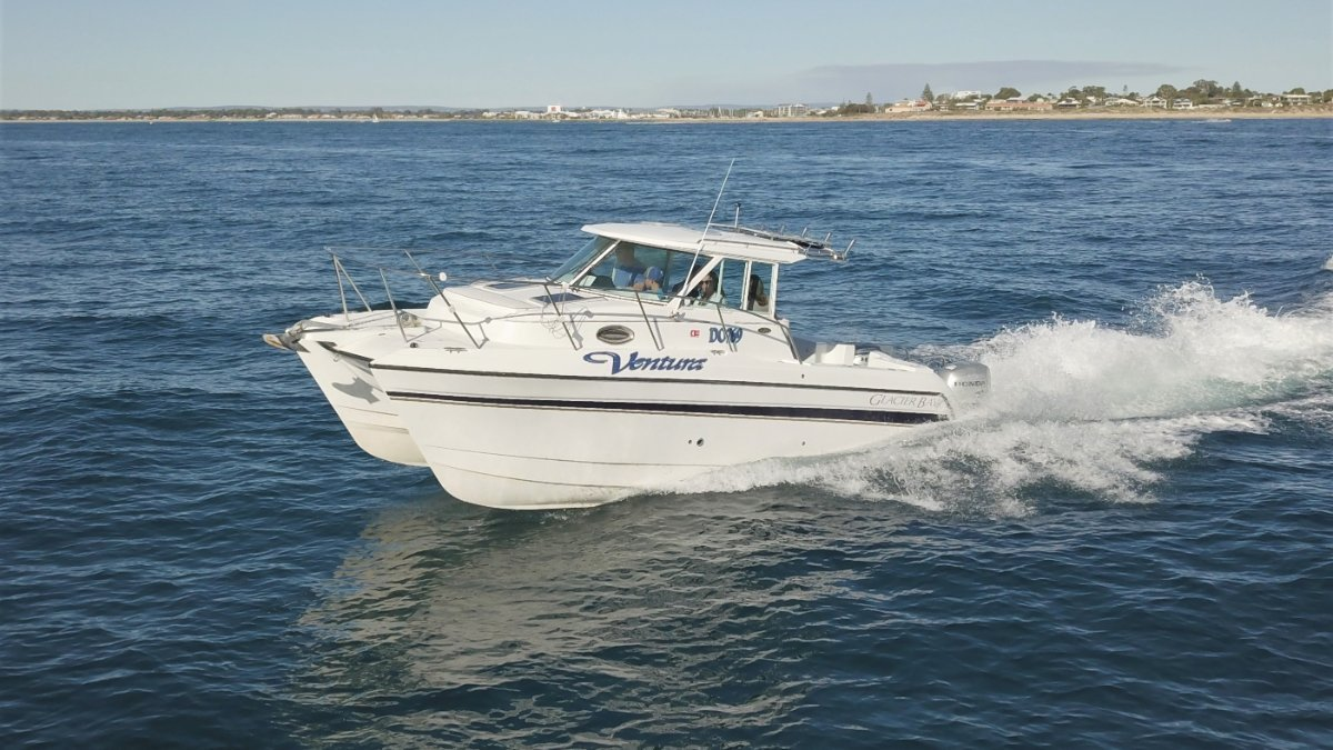 Glacier Bay Boats >> Glacier Bay 2680 Coastal Runner Power Boats Boats Online