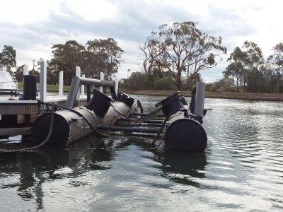 10 metre Custom Float Dock