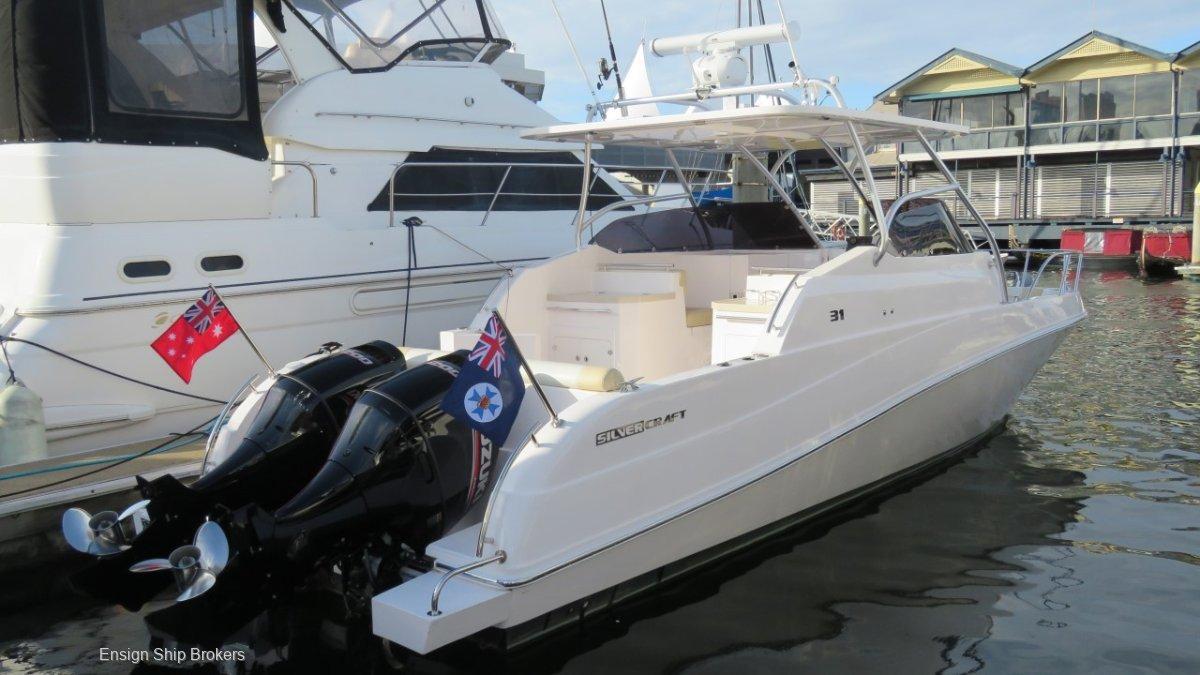 Gulf Craft Silvercraft 31