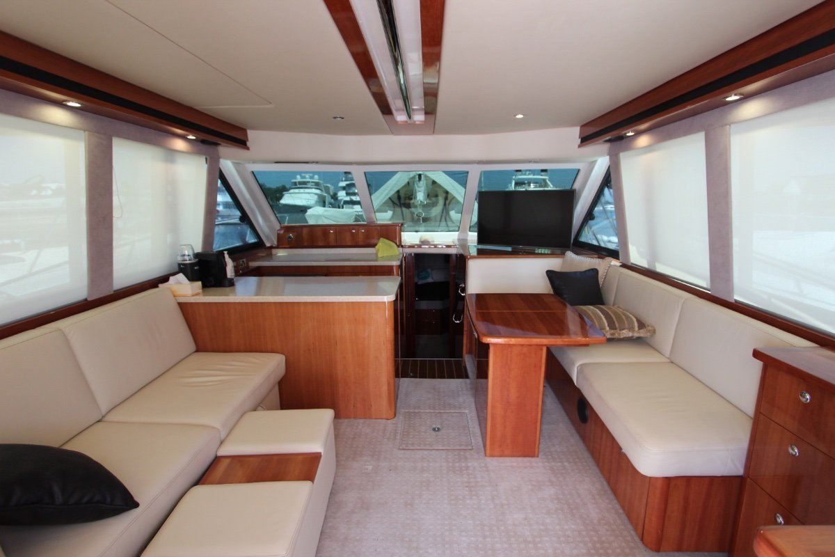 Riviera 45 Flybridge A RARE FIND