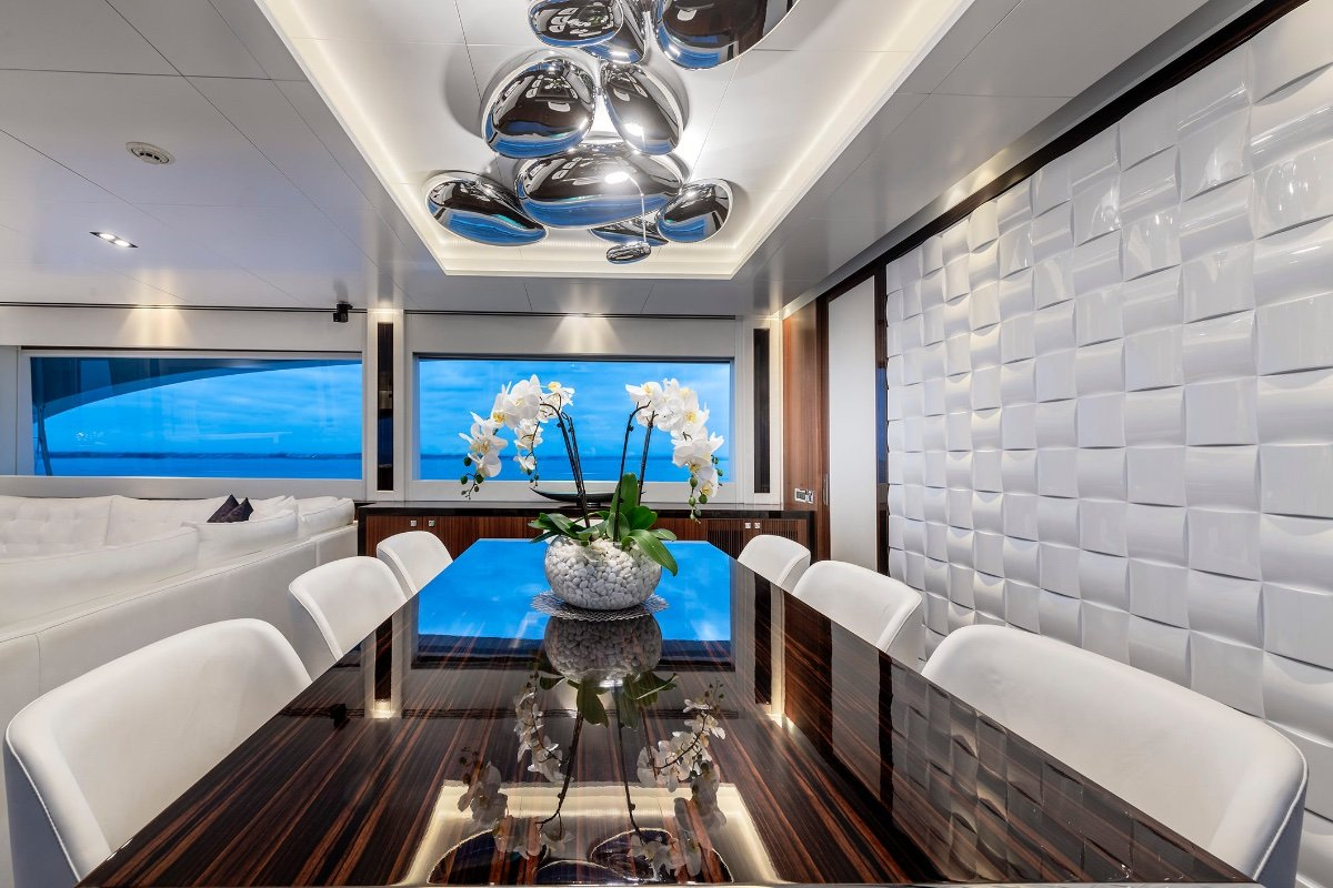 Horizon Yacht Rp110 Certified for Charter