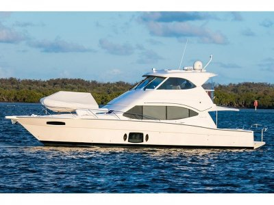 Maritimo 470 Offshore Convertible IMMACULATE CONDITION