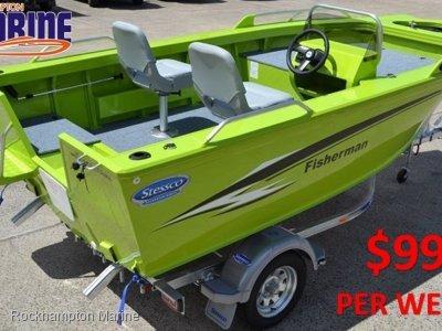 Stessco Fisherman 429 B, M, T PACKAGE FROM ROCKHAMPTON MARINE!!!!