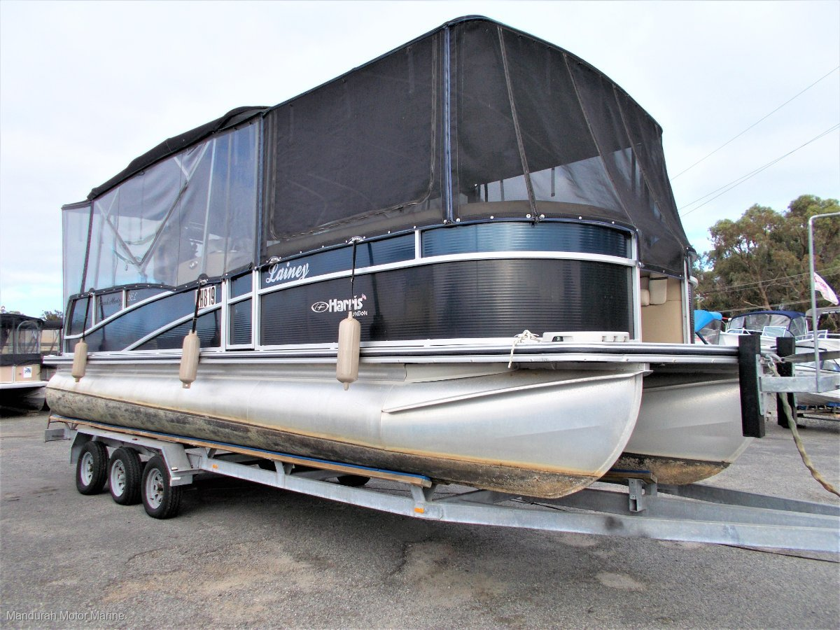 Harris Flotebote Grand Mariner 250 Sel - Price Reduction!