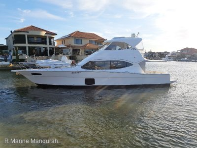 Maritimo 470 Offshore Convertible *** SHOWROOM CONDITION *** $679,000.00 ***
