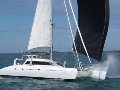 Schionning Waterline 1480 Catamaran