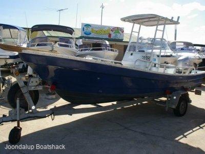 Southwind UB 19 Honda 4 stroke