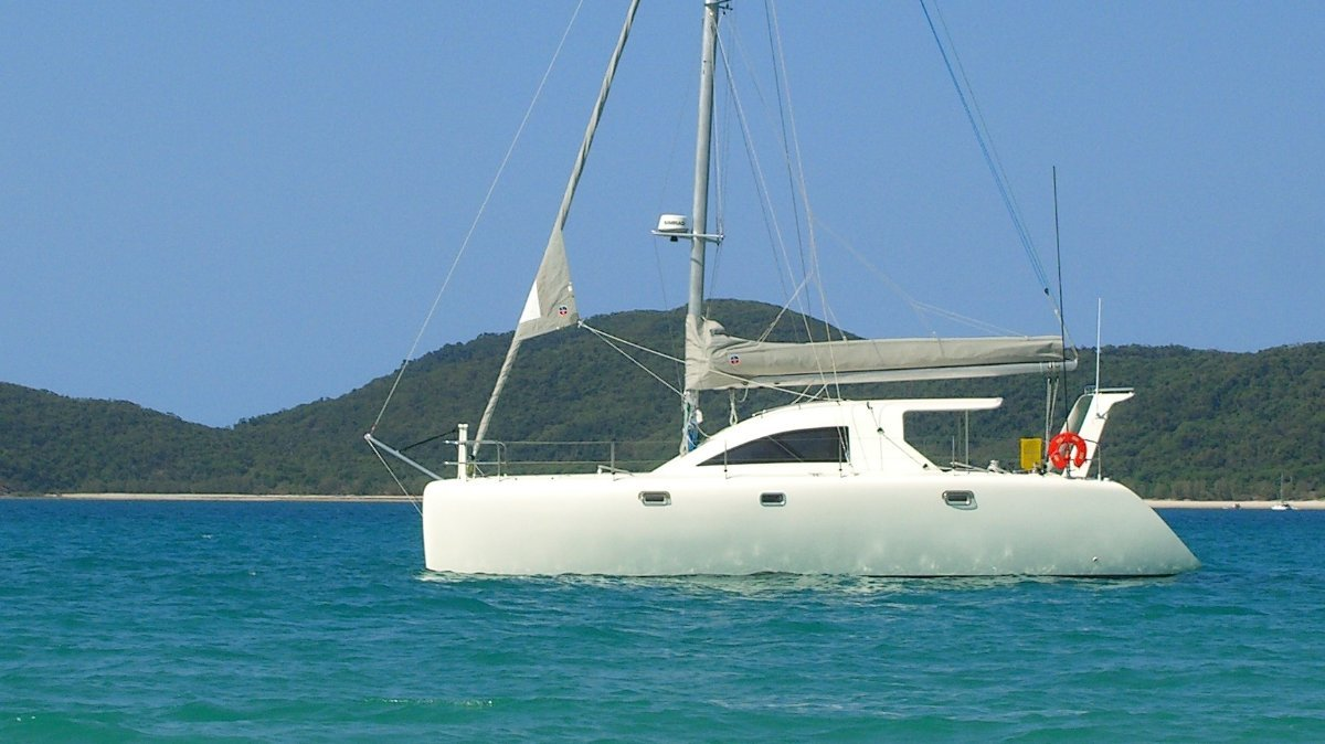 Grainger 40 Catamaran