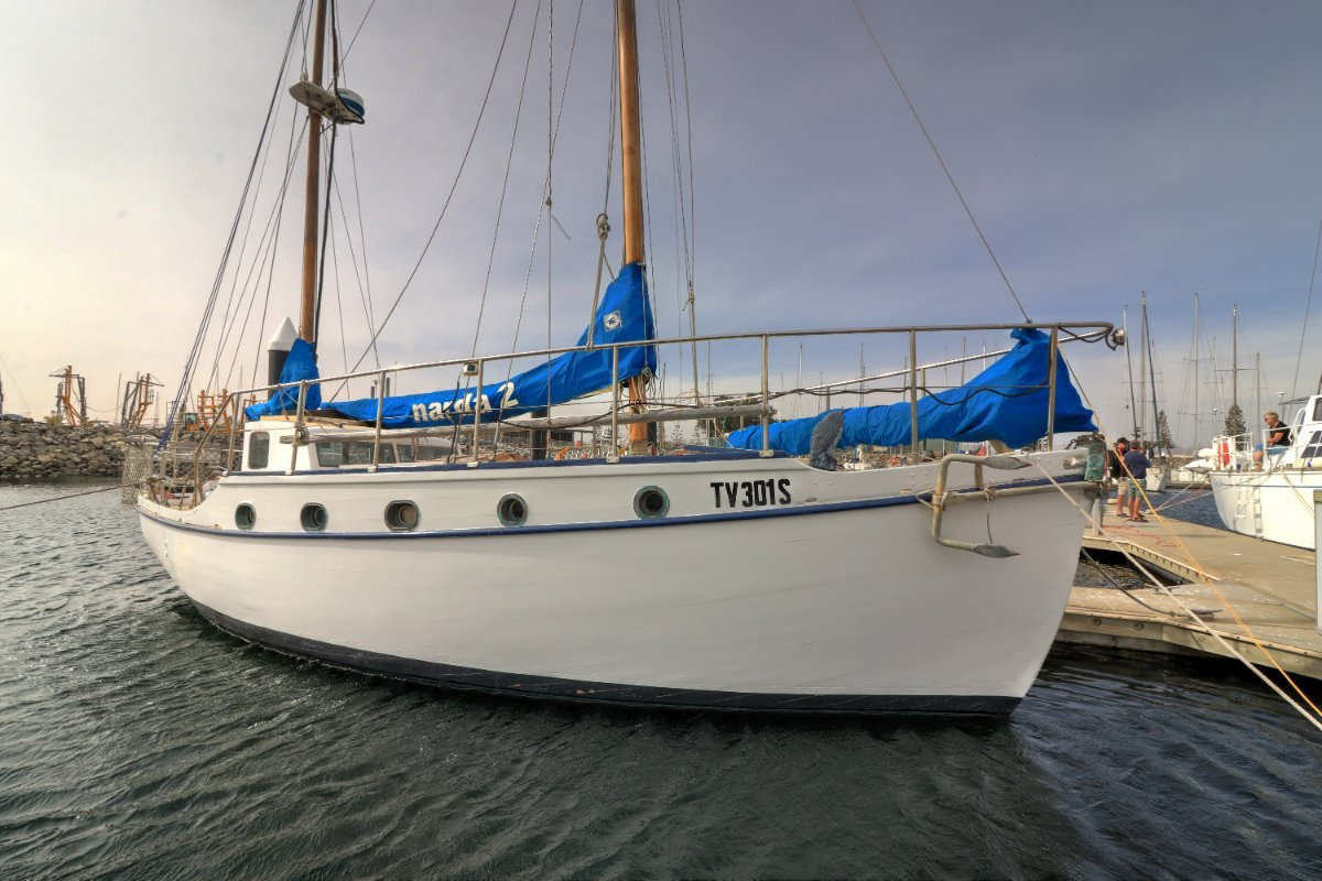 Wooden Sailboats For Sale >> Porter Wooden Ketch Sailing Boats Boats Online For Sale