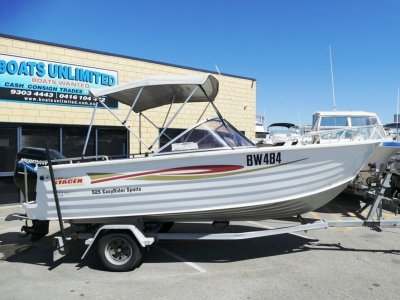 Stacer 525 Easy Rider Sports GREAT ALL ROUNDER IN EXCELLENT CONDITION 4 STROKE