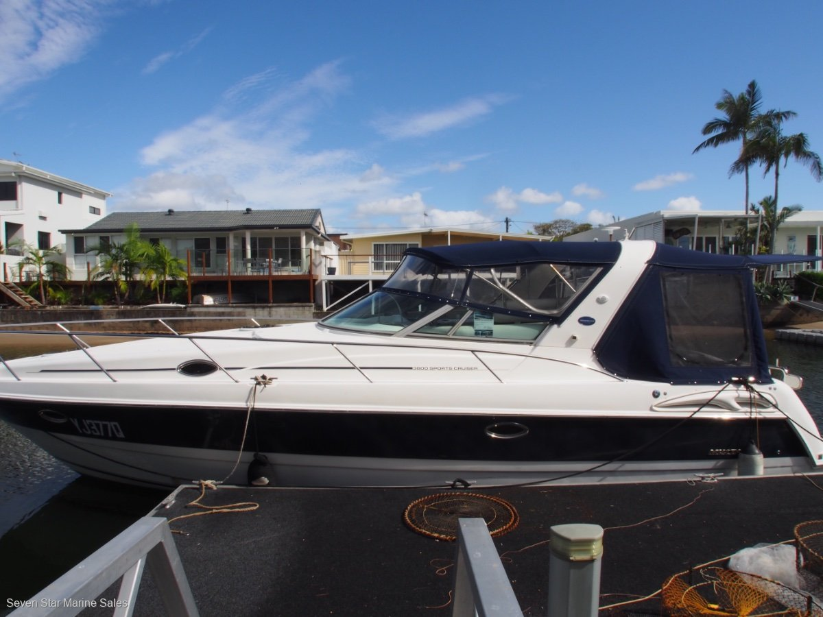 Mustang 3800 Sportcruiser Renowned Family Favourite with Recent Upgrades.