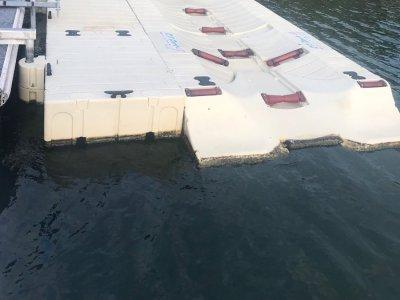 EZY Dock Pontoon