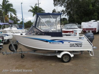 Trailcraft 475 Freestyle