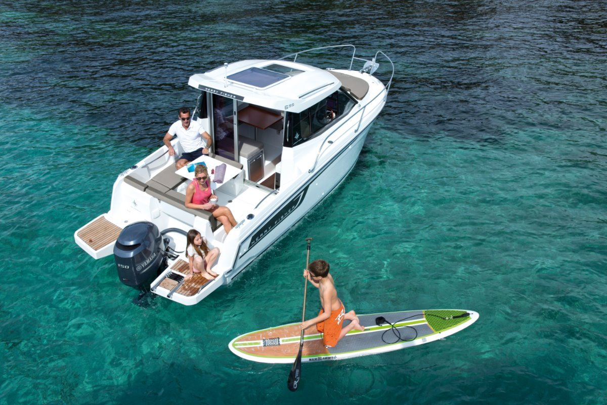 Jeanneau Merry Fisher 695 2018 Merry Fisher 695. Available immediately