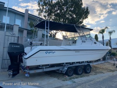 Gulf Craft Gulf Craft 31 Rare offering on lics trailer, take a look!!