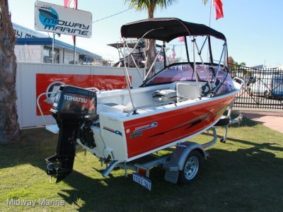 Brooker 420 Runabout