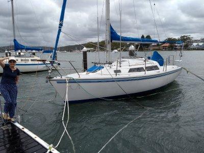 Catalina 270 LE Beamy, spacious, family cruiser/racer