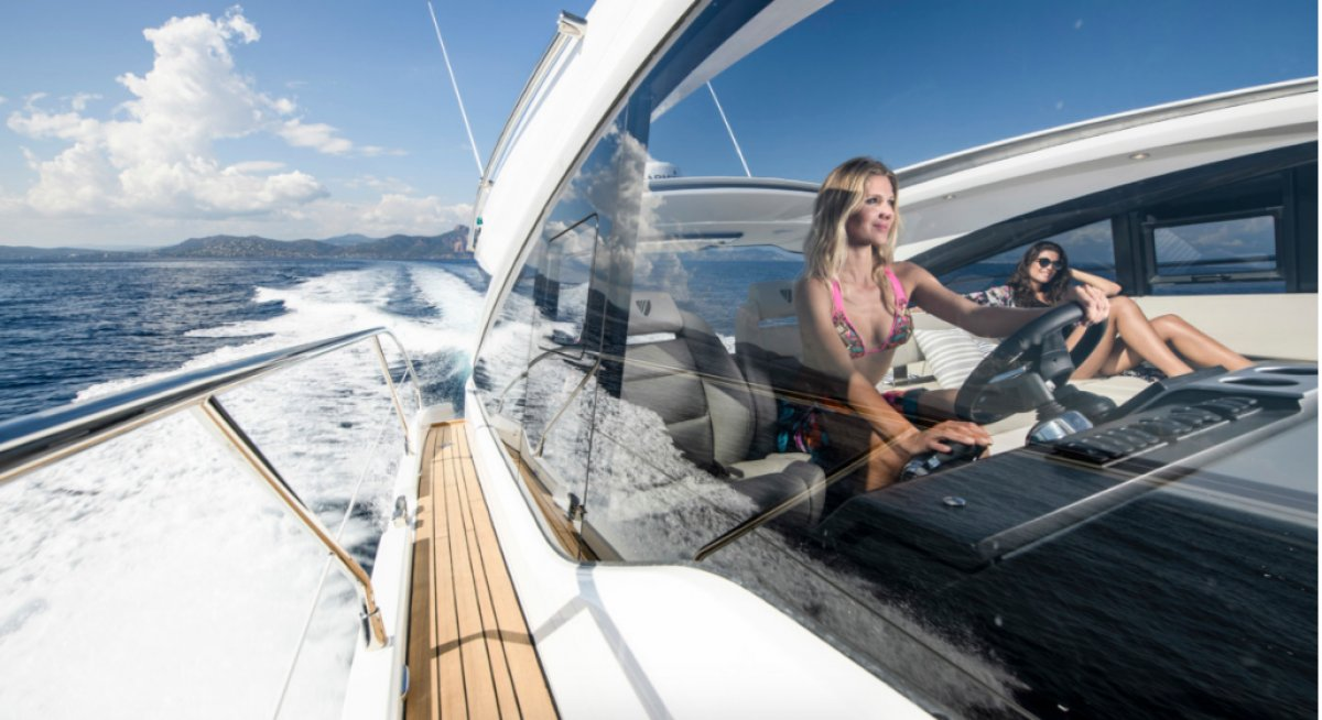Fairline Targa 43 Open