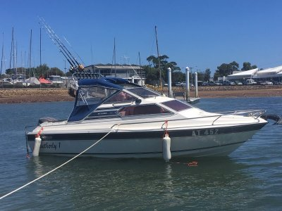 Whittley Voyager Series Ii 2006 130HP Yamaha Saltwaterseries 2T