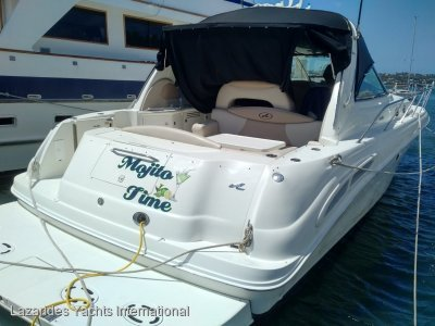 Sea Ray 41EC Express cruiser