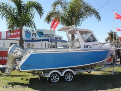 Koolyn Craft 6.0 Plate Runabout