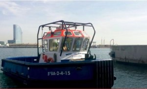 NEW BUILD - 8.7m Harbour Tug