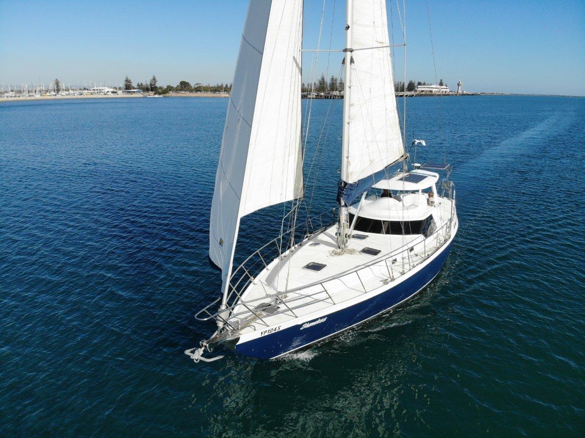 Roberts 53 World Cruiser
