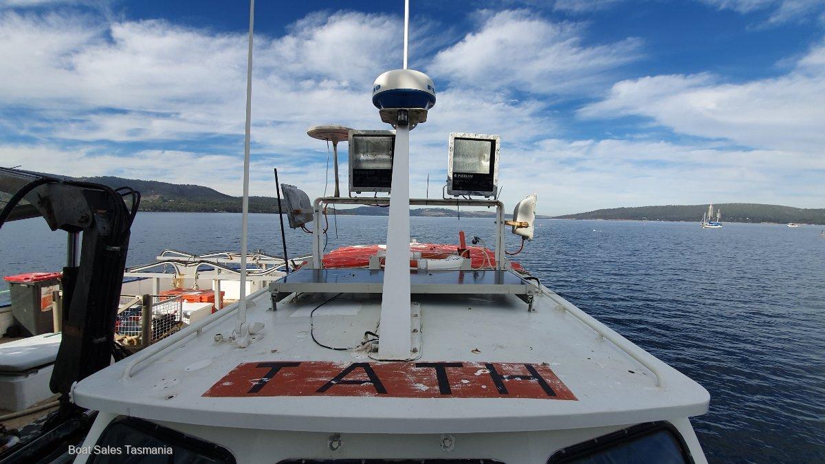 "Image 10m Cray Boat ""Melissa"""