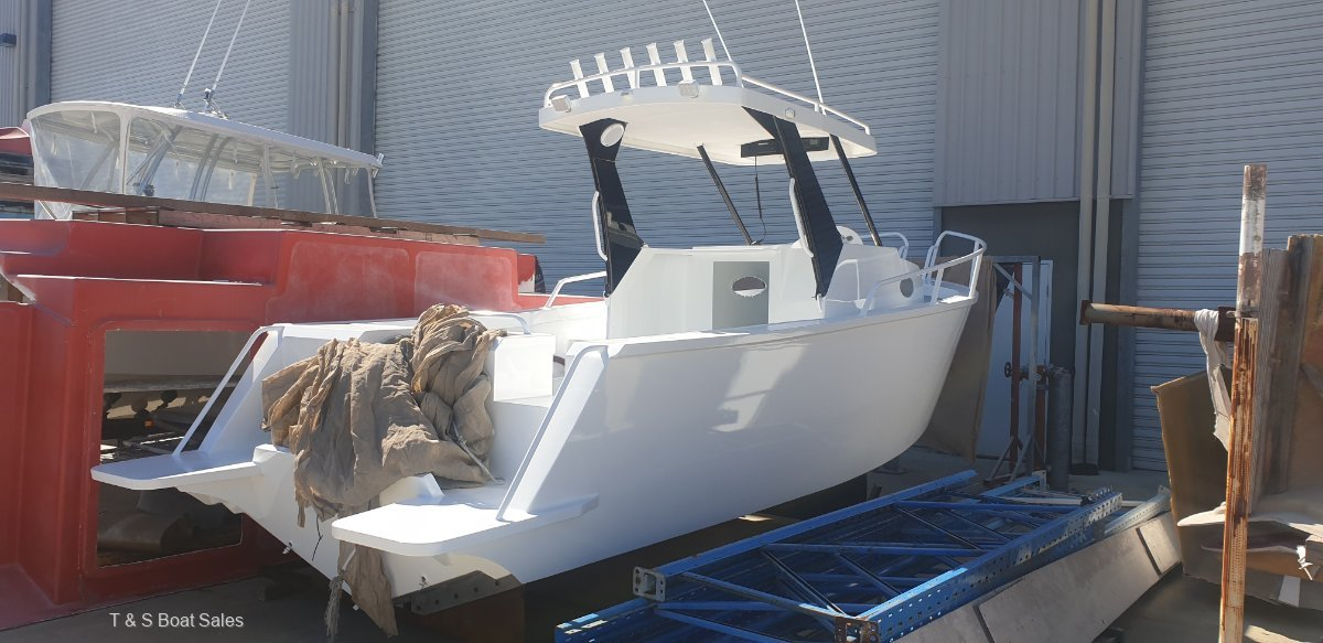 New Luar Boats 23 HT Offshore NEW BOATS SOLD AS A USED HULL NO WARRANTY