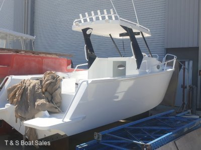 Luar Boats 23 HT Offshore NEW BOATS SOLD AS A USED HULL NO WARRANTY
