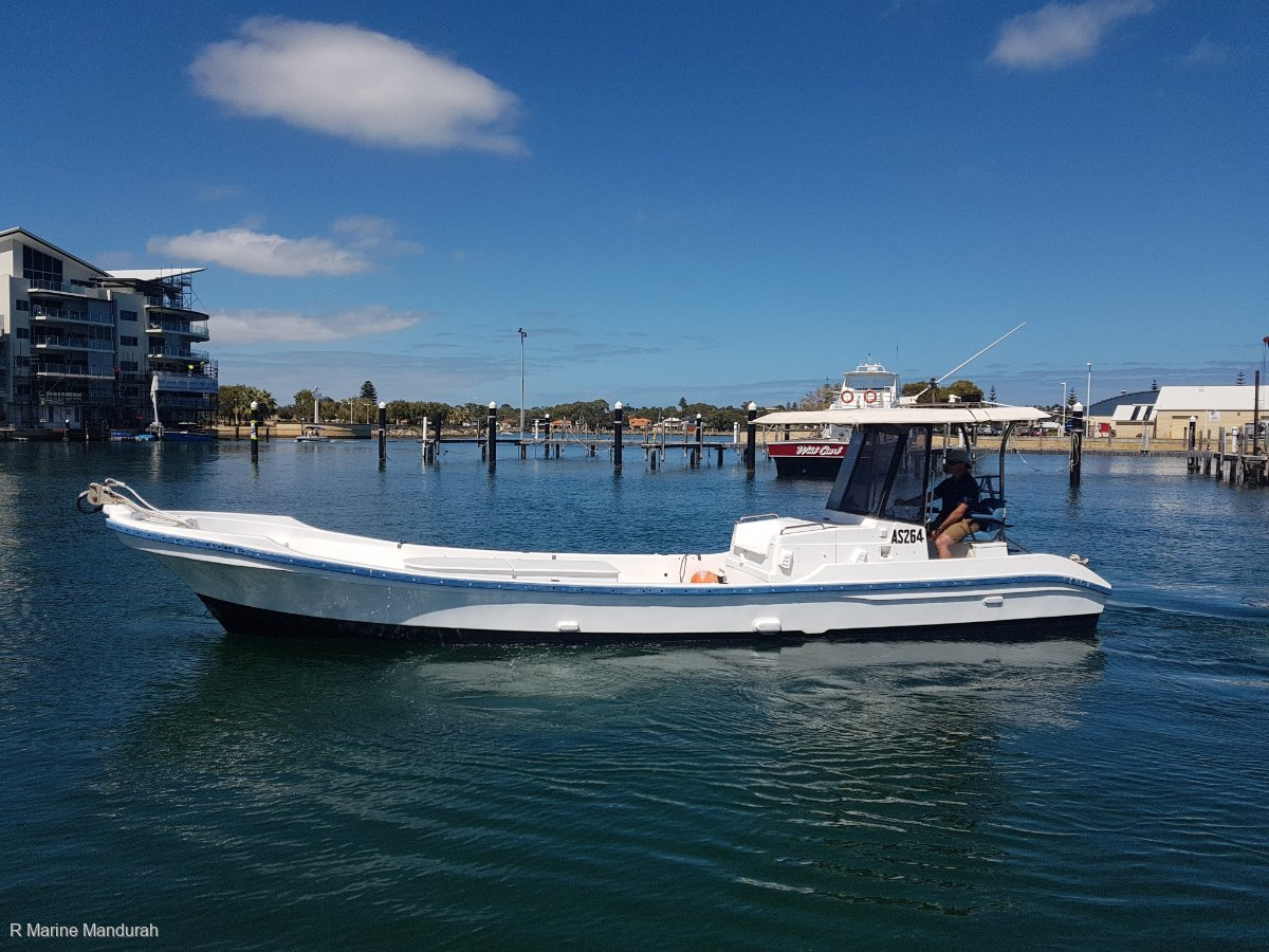 Yamaha Longboat *** DIESEL JET BOAT - REDUCED! *** $29,500 ***