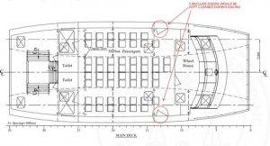 NEW BUILD - 16m Displacement Catamaran Ferry