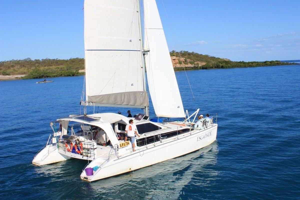 Seawind 1200 Catamaran in Survey