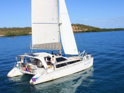 Seawind 1200 Catamaran in Survey