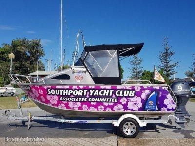 Sea Jay 5.20 Venture Cab