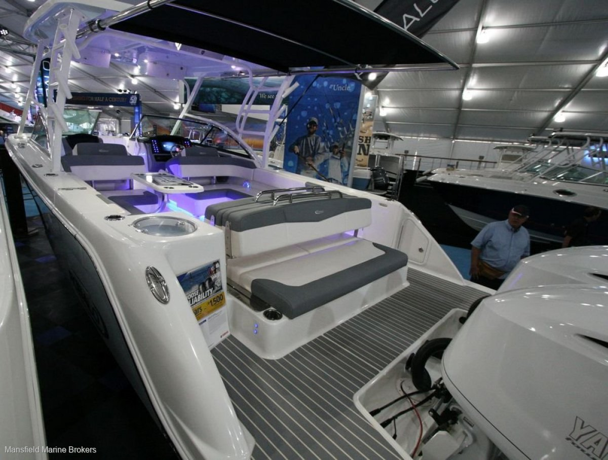 New Robalo R317:FISHING OR LEISURE