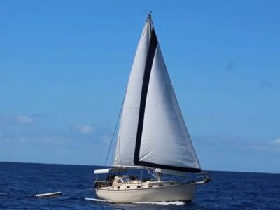 Island Packet 38 Cutter Turnkey Boat with Recent Re-fit