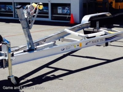 MAGIC TILT BOAT TRAILER TALS2882