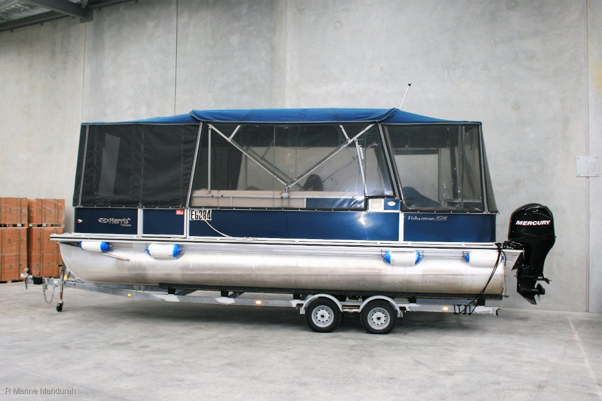 Harris Flotebote Fisherman 230 ***PERFECT COMBINATION***$44900***