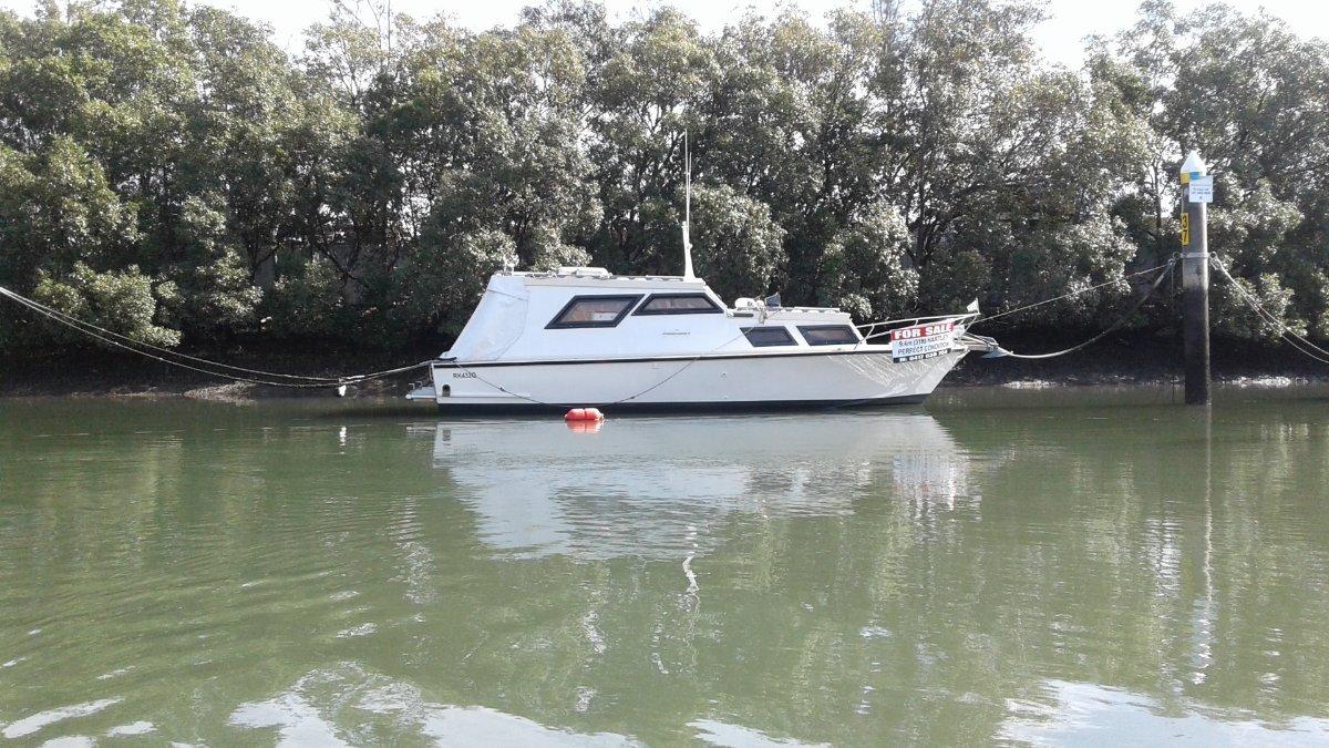 Hartley Timber Cruiser 31 Windsong