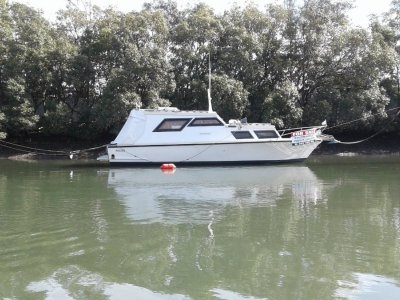 Hartley Timber Cruiser 31' Windsong