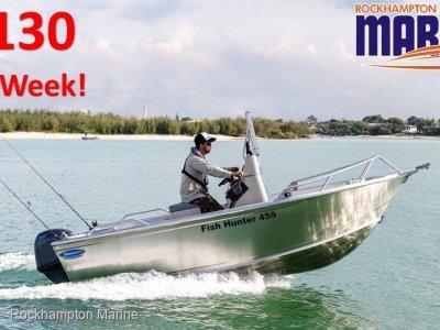 Stessco Fish Hunter 459 B, M, T PACKAGE FROM ROCKHAMPTON MARINE!!!!