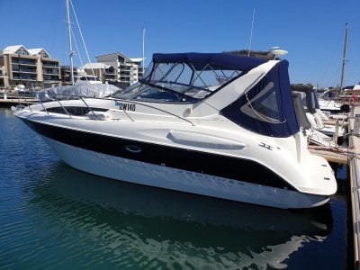 Bayliner 305 Ciera 2 New motors & what a plum!!!