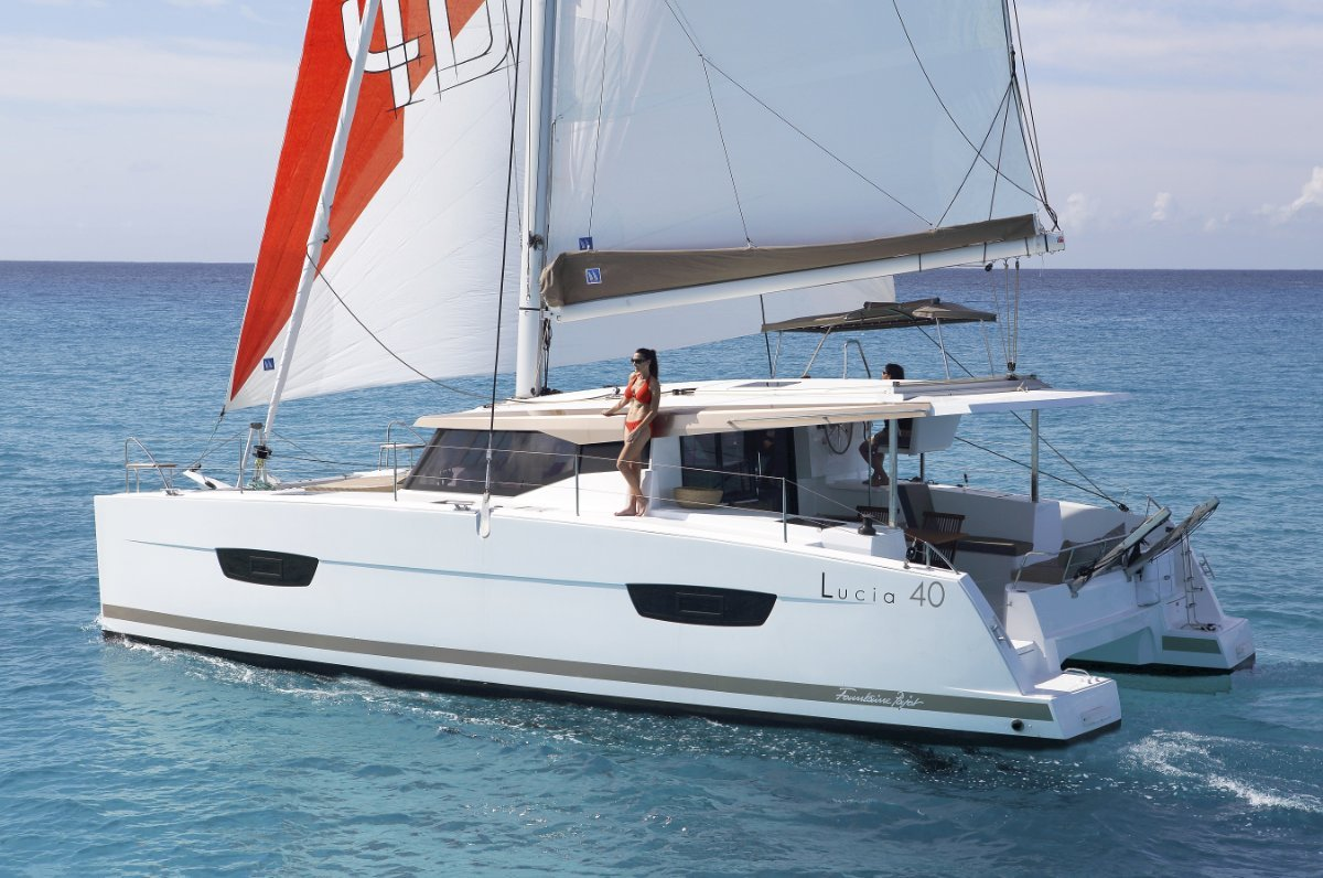 Fountaine Pajot Lucia 40 New Model - Europe or local delivery