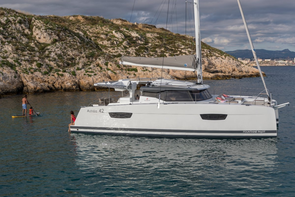Fountaine Pajot Astrea 42 New Model - Europe or local delivery