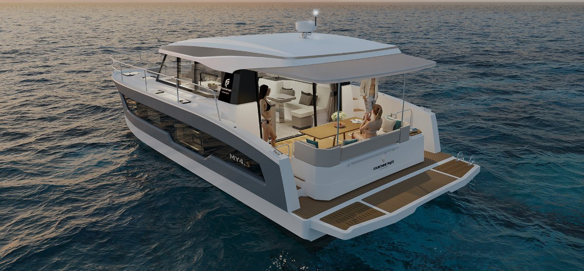Fountaine Pajot MY 37 New Model - Europe or local delivery