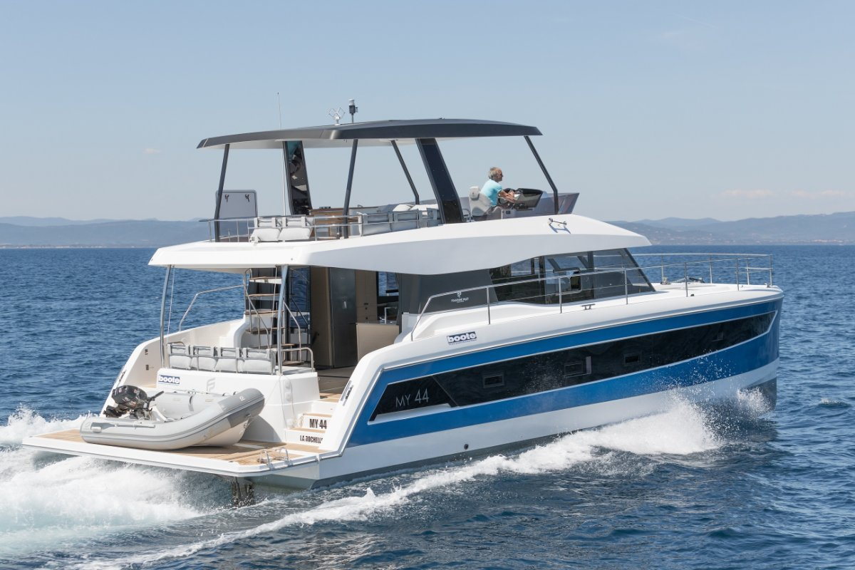 Fountaine Pajot MY44 New Model - Europe or local delivery